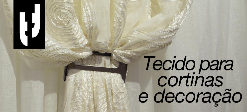 Tecido para cortinas